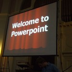 It turns out that the best way for an IT manager to communicate is PowerPoint