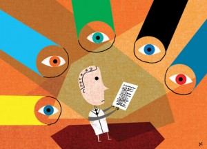 Peer reviews can create a real headache for an IT manager