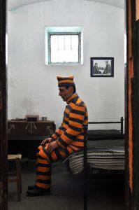 Prisoner team members just won't move on